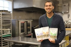 This entrepreneur has his product in Whole Foods.
